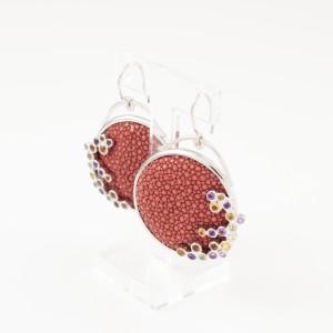 tresor-by-flore-galuchat-boucles-d-oreilles-ronde-pierres-vieuxrose