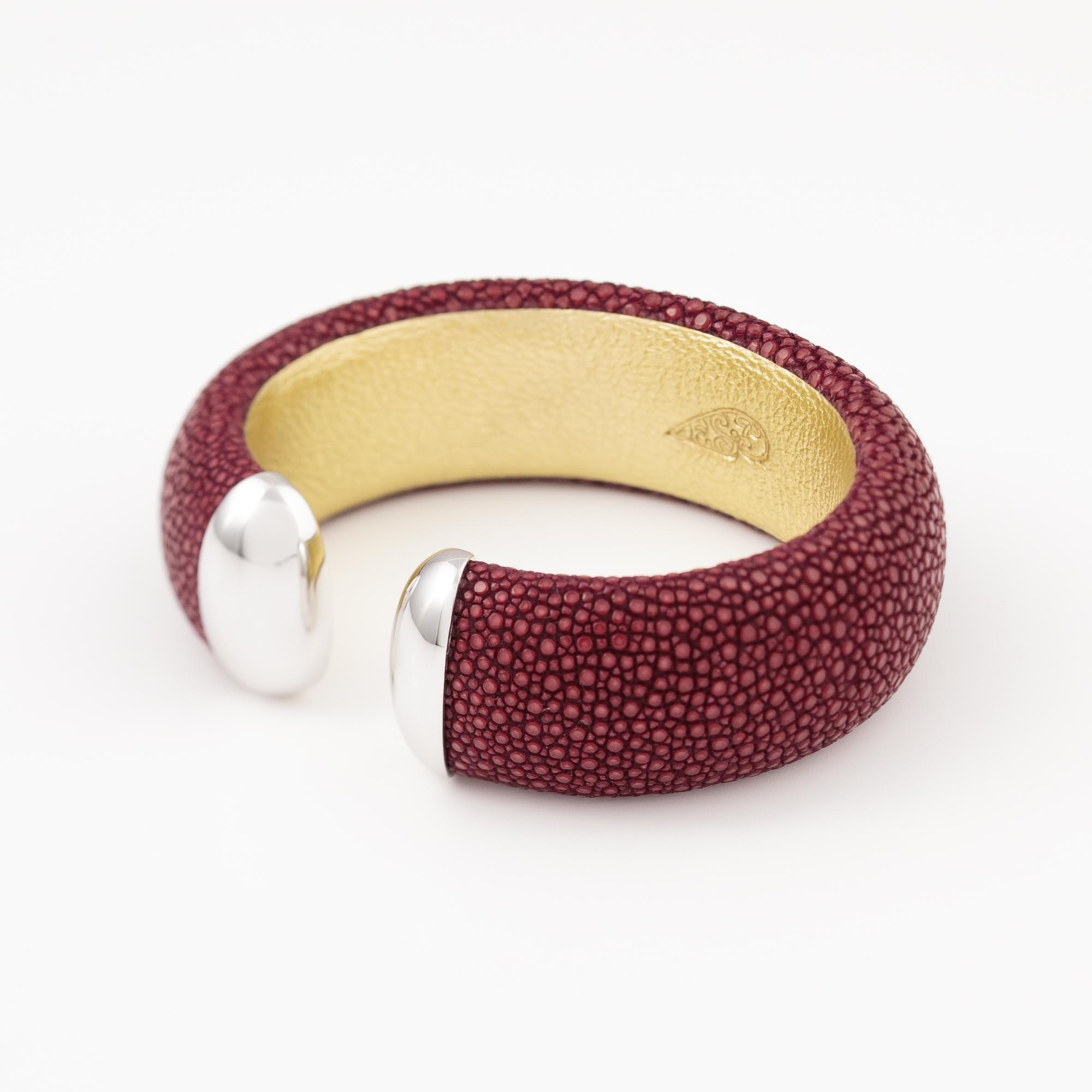 tresor-by-flore-galuchat-bracelet-craneuse-bordeaux