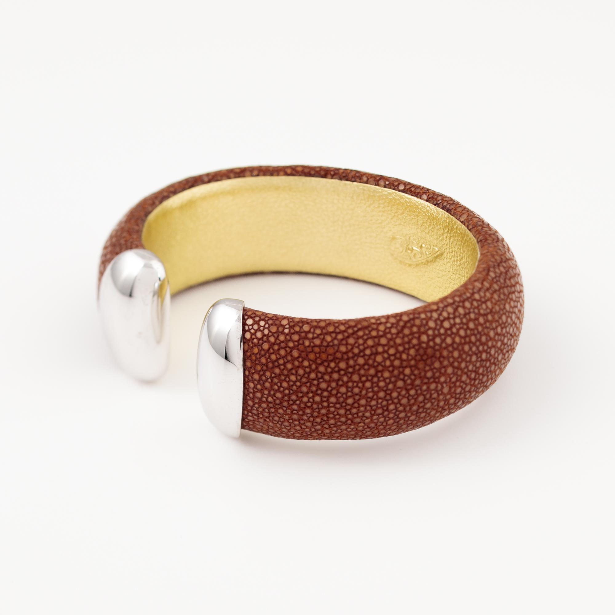 tresor-by-flore-galuchat-bracelet-craneuse-caramel