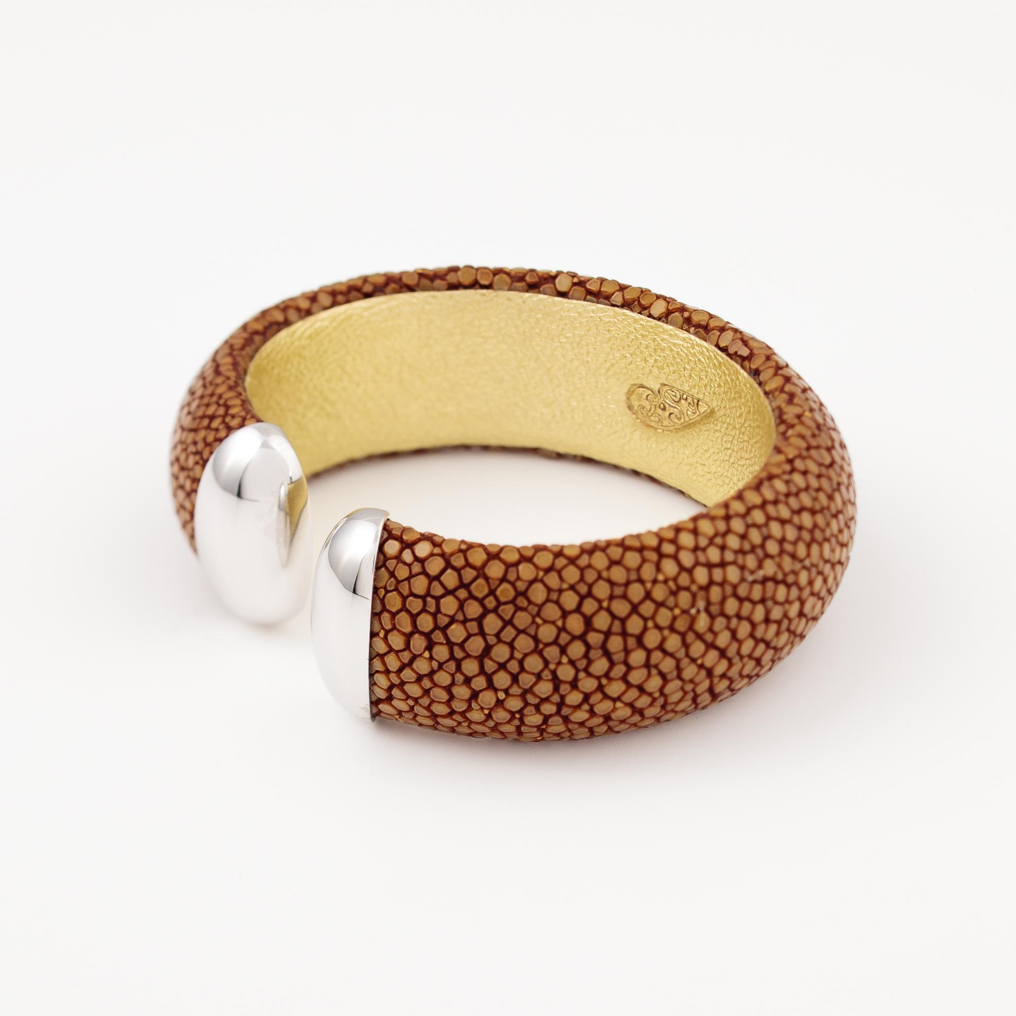 tresor-by-flore-galuchat-bracelet-craneuse-moutarde