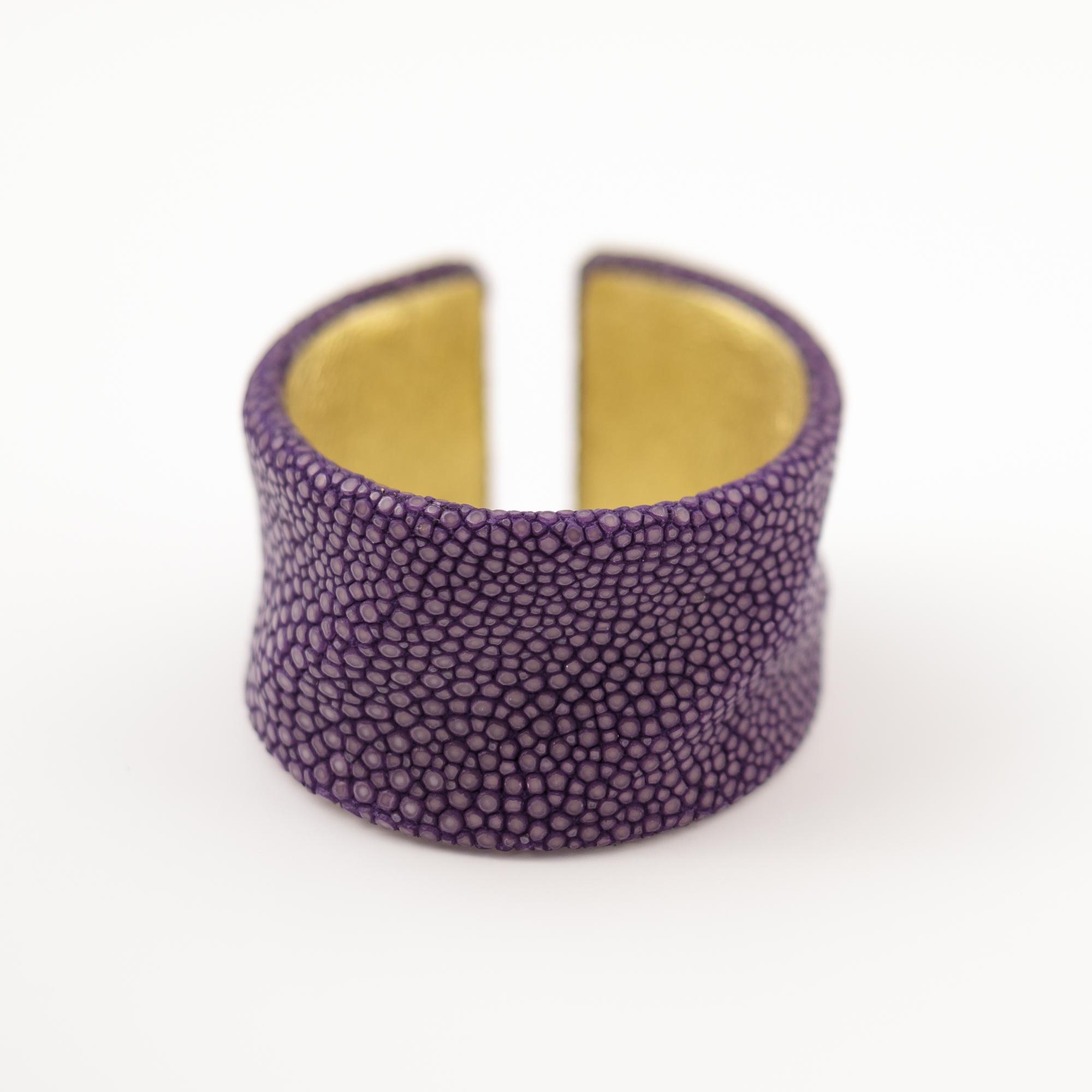 tresor-by-flore-galuchat-bracelet-froisse-lavande