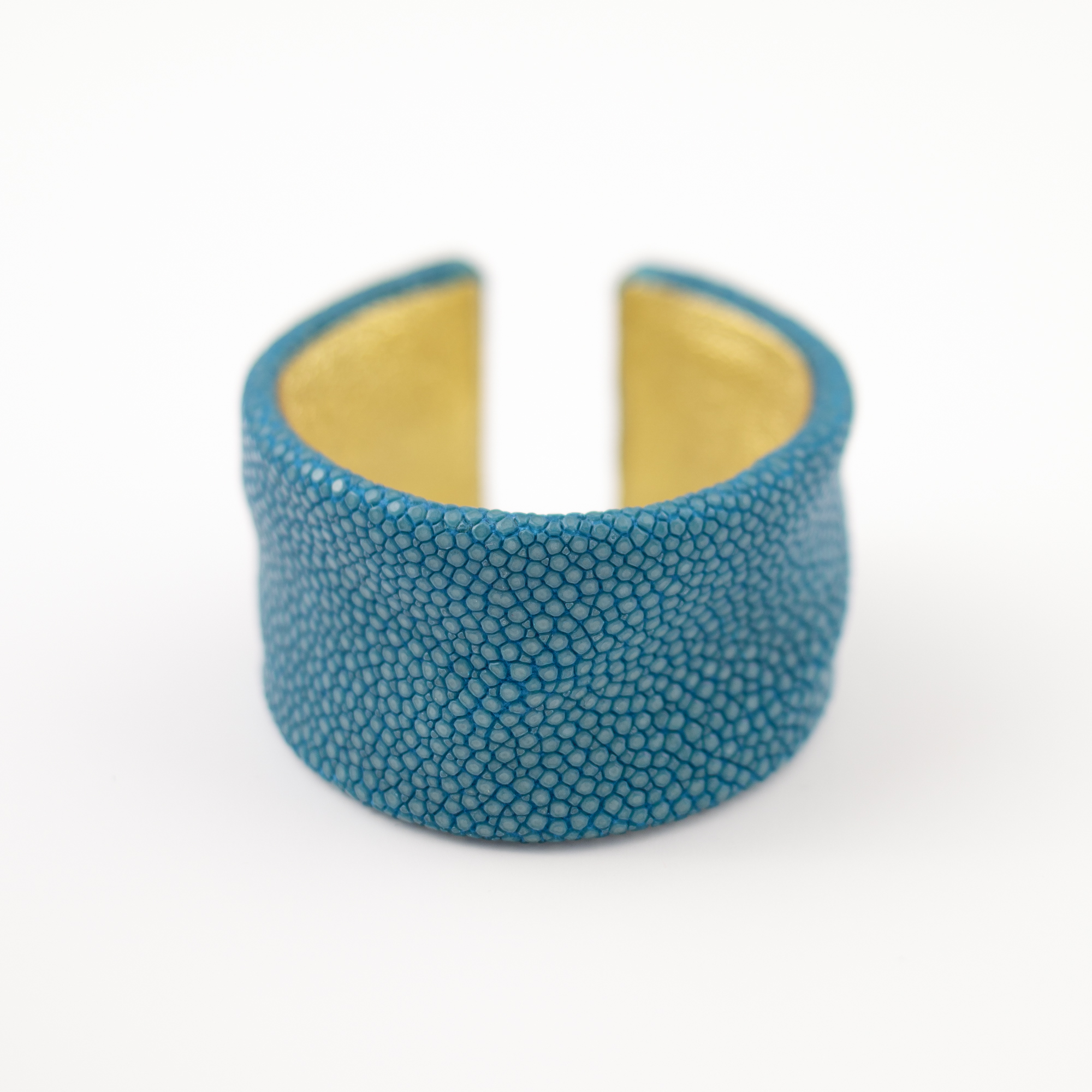 tresor-by-flore-galuchat-bracelet-froisse-turquoise