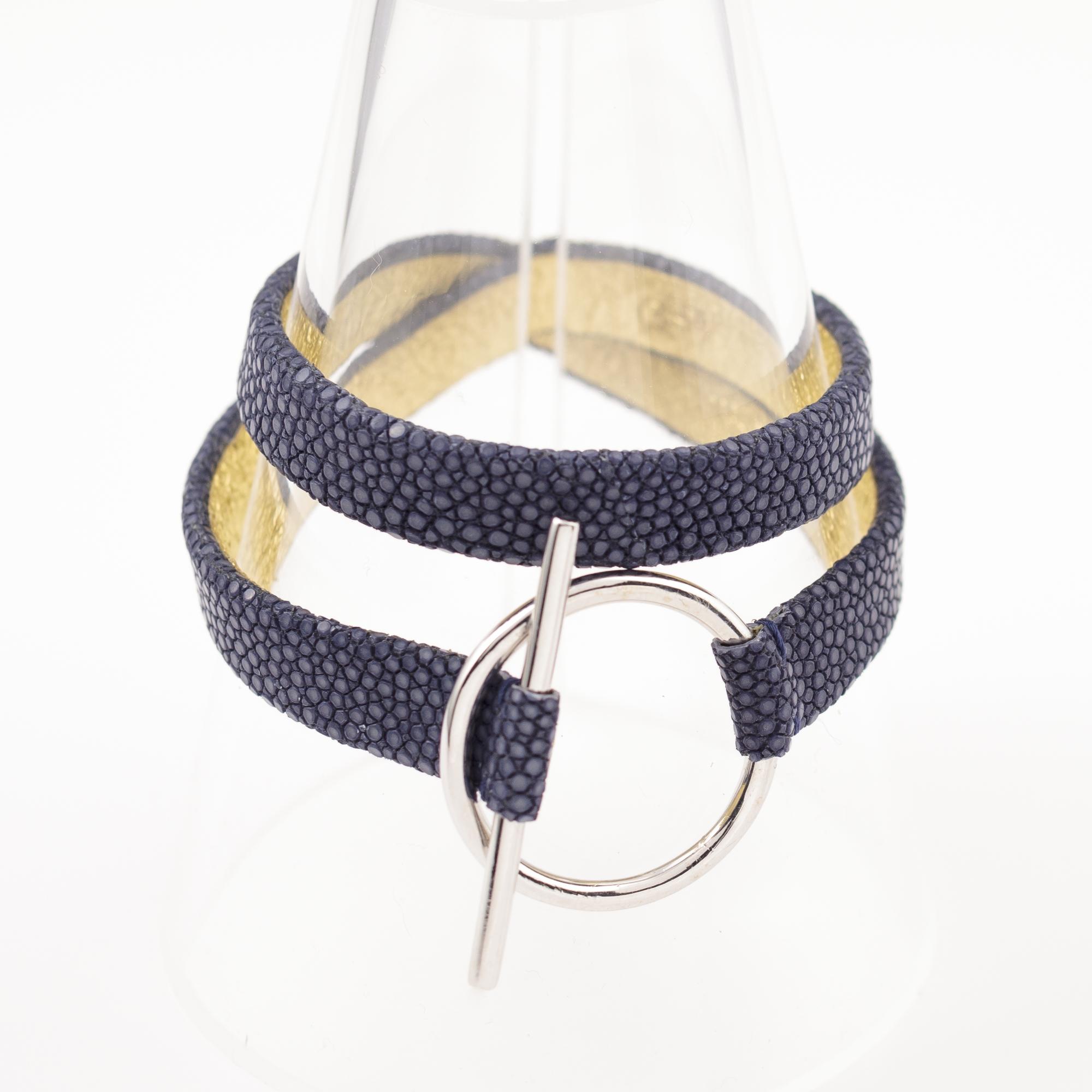 tresor-by-flore-galuchat-bracelet-mors-lapis