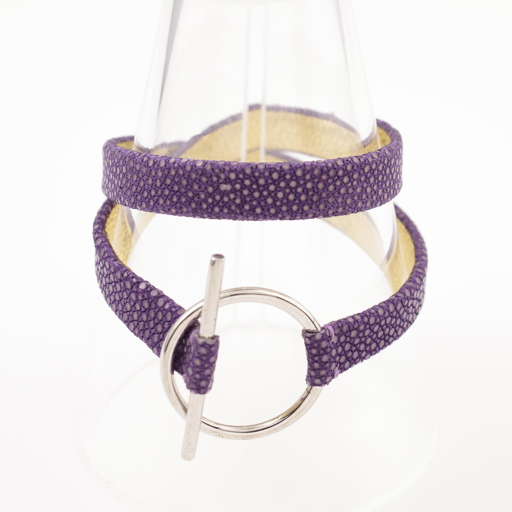 tresor-by-flore-galuchat-bracelet-mors-lavande