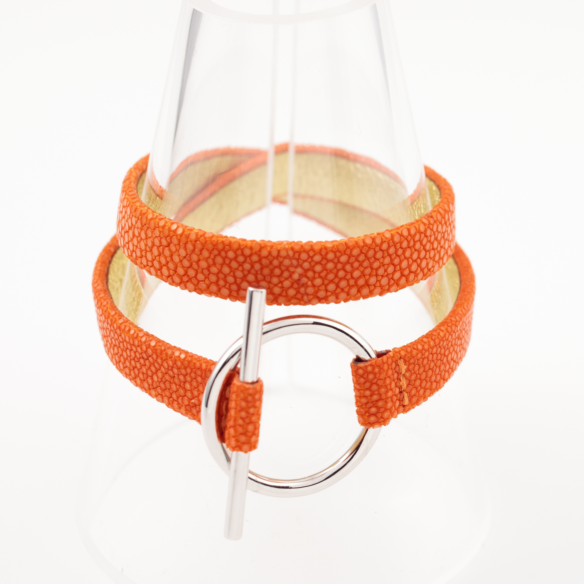 tresor-by-flore-galuchat-bracelet-mors-mandarine