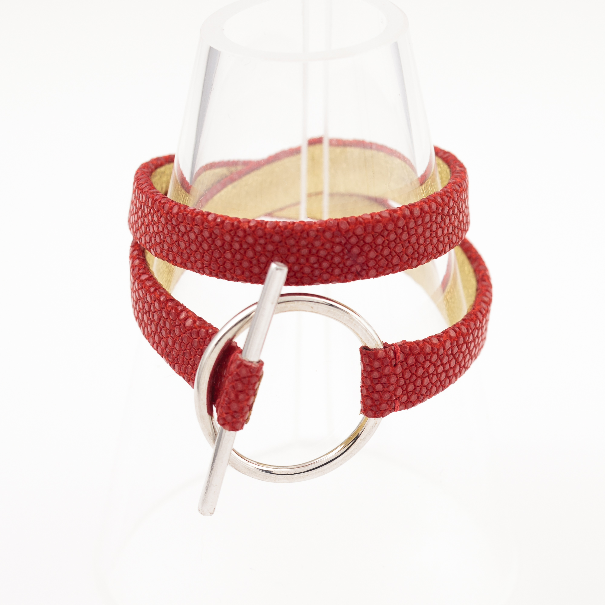 tresor-by-flore-galuchat-bracelet-mors-rouge