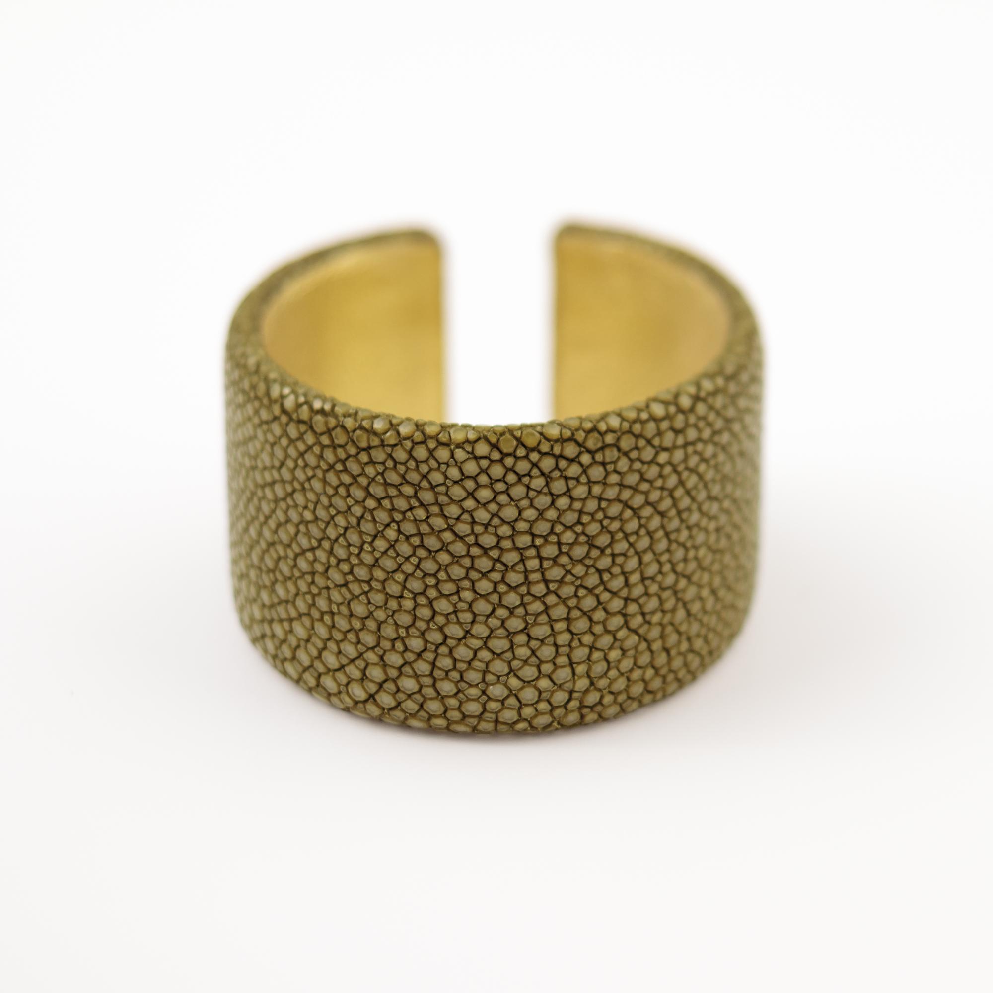 tresor-by-flore-galuchat-bracelet-plat-kiwi