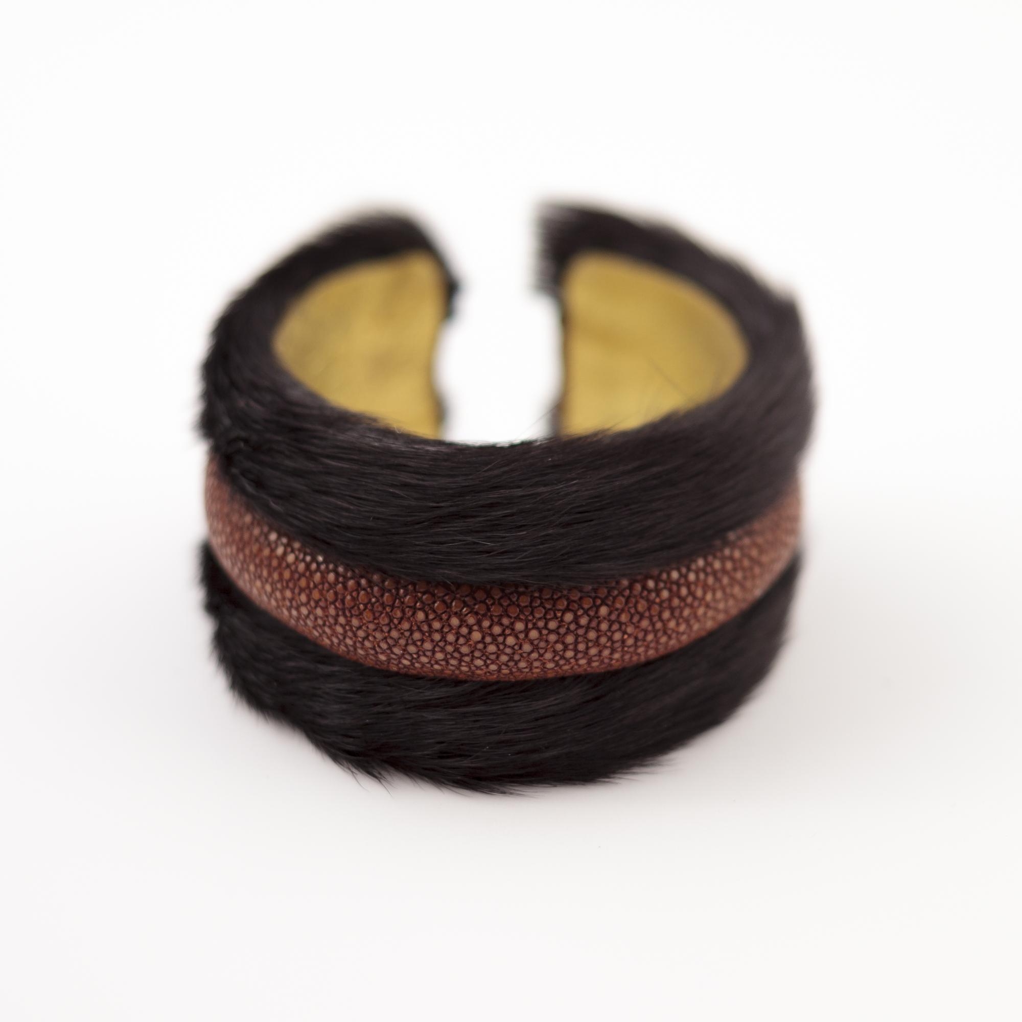 tresor-by-flore-galuchat-bracelet-poilu-brun-caramel