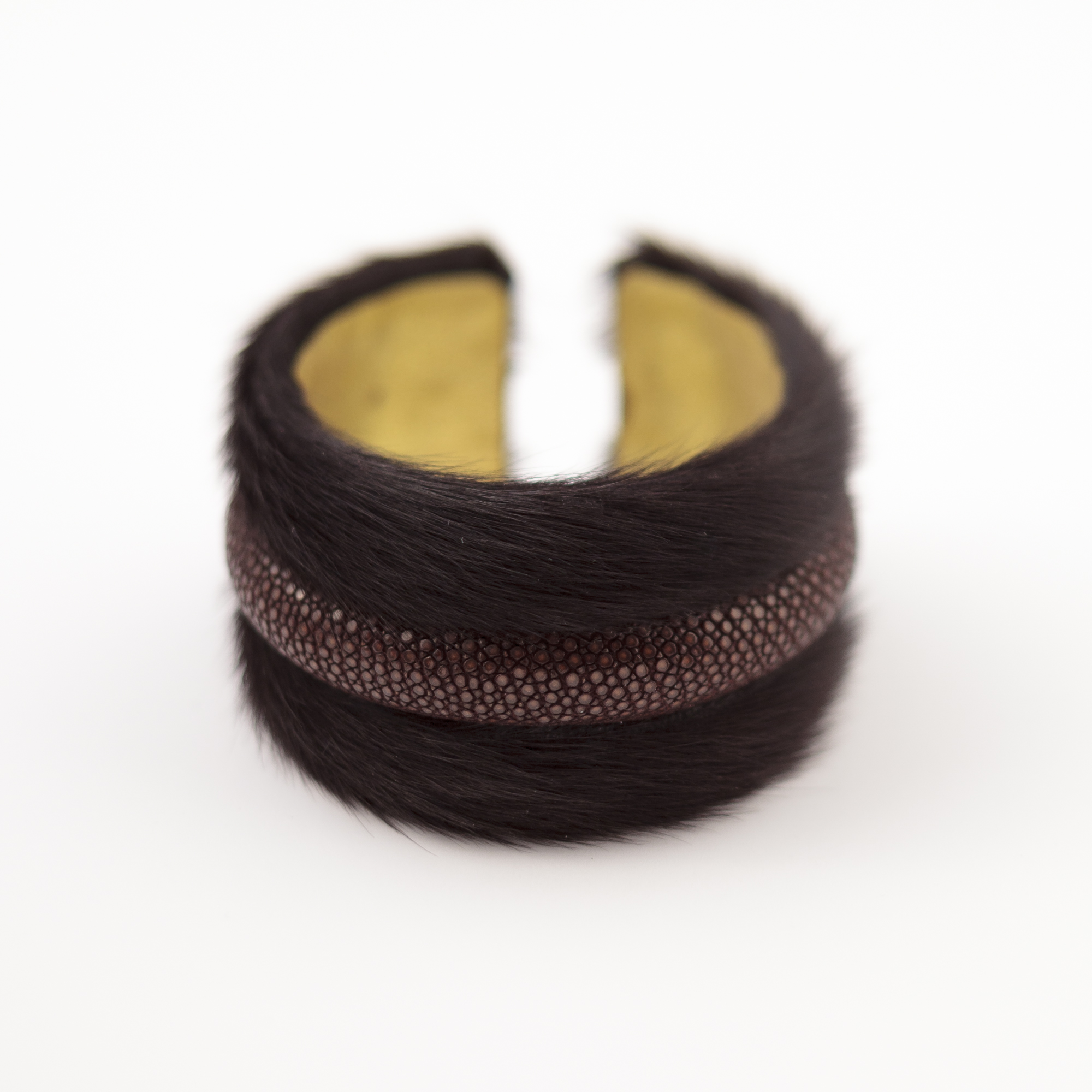 tresor-by-flore-galuchat-bracelet-poilu-brun-chocolat