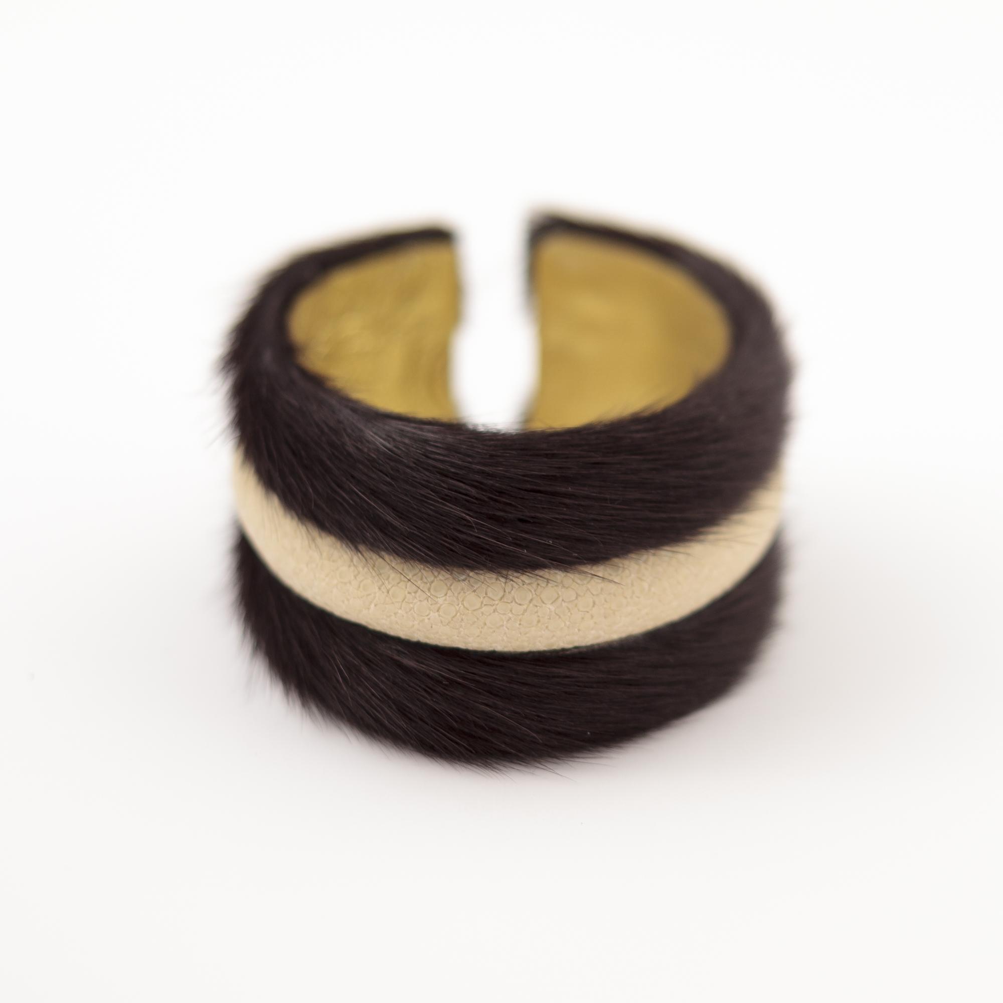 tresor-by-flore-galuchat-bracelet-poilu-brun-naturel