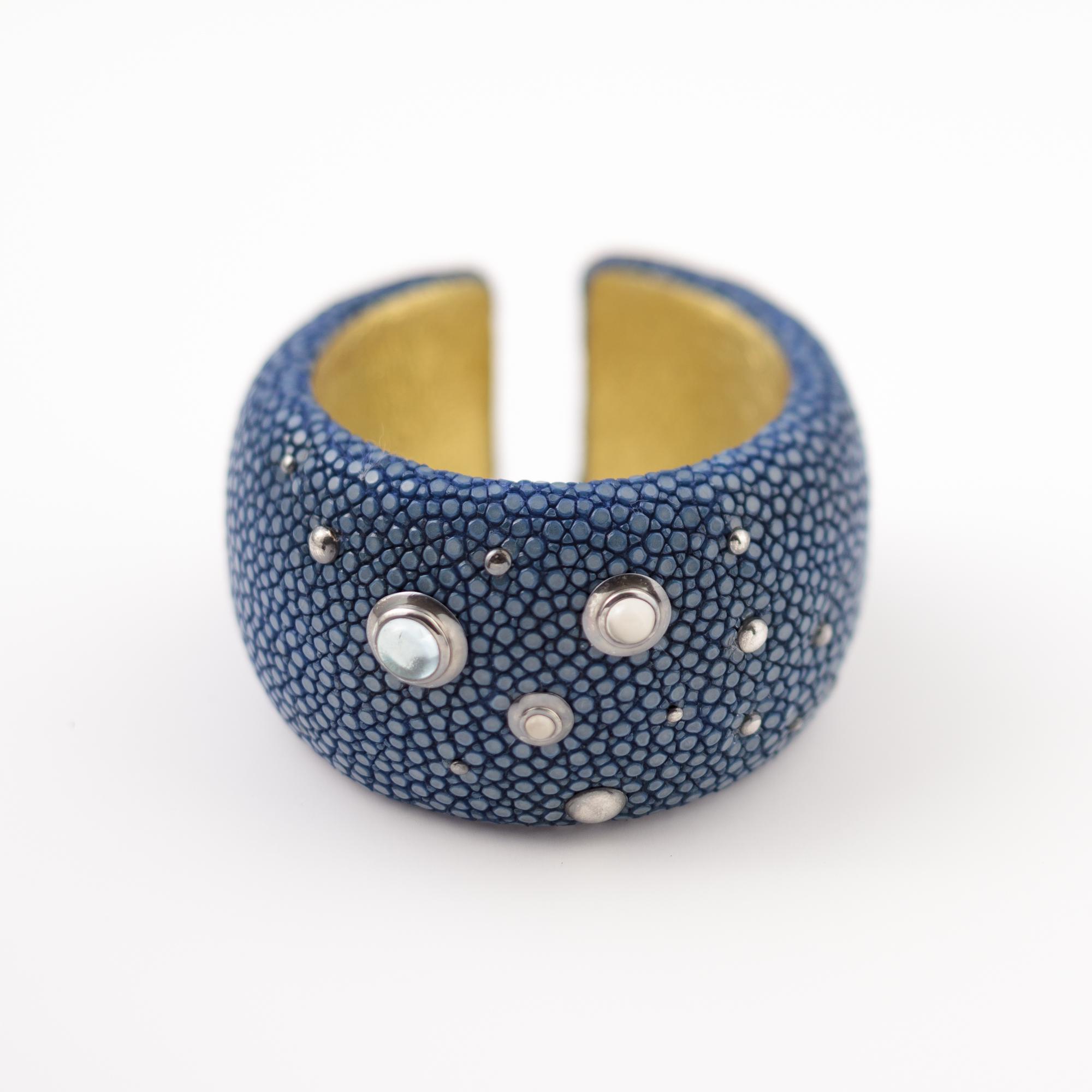 tresor-by-flore-galuchat-bracelet-tore-large-bleu