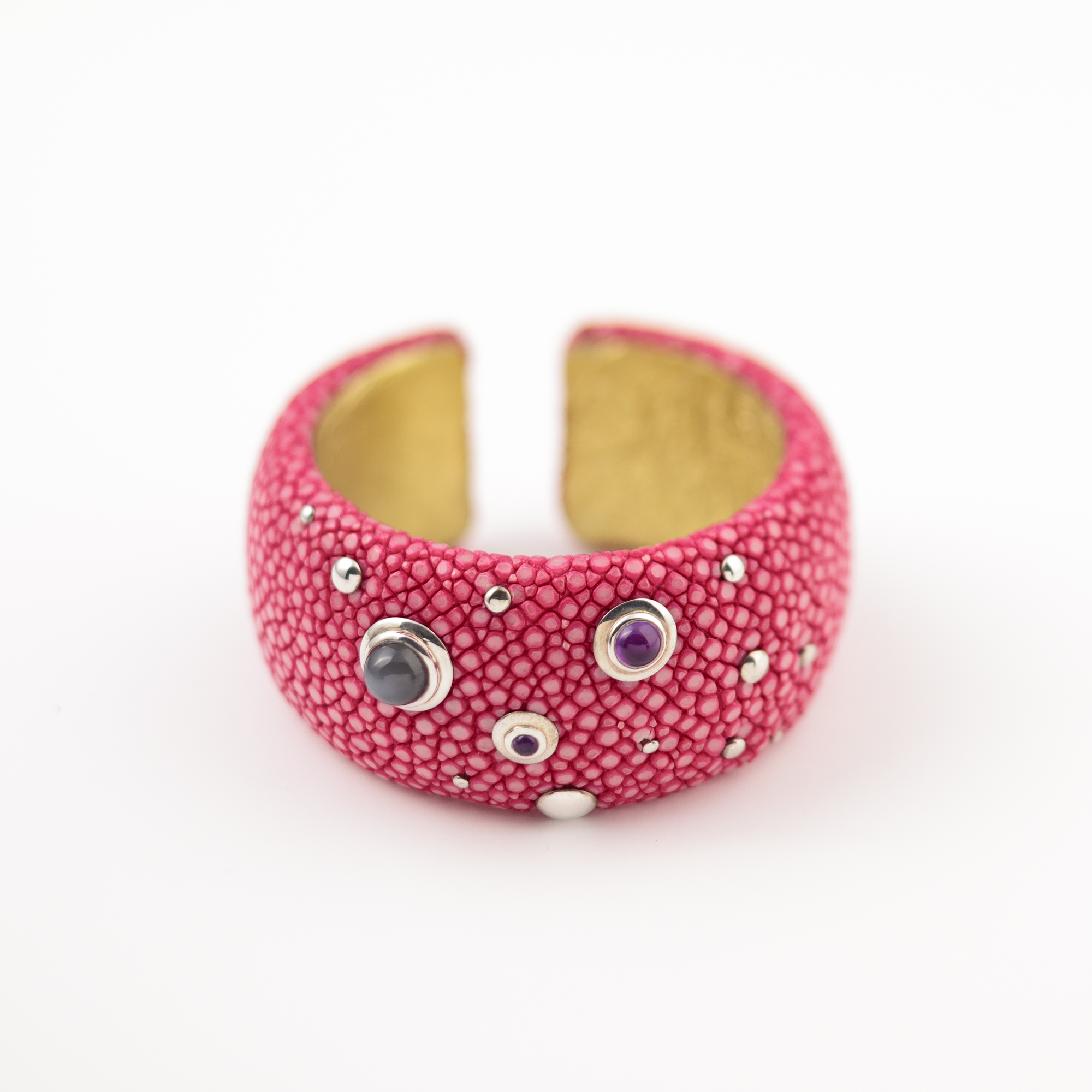 tresor-by-flore-galuchat-bracelet-tore-medium-fushia
