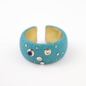 tresor-by-flore-galuchat-bracelet-tore-medium-turquoise