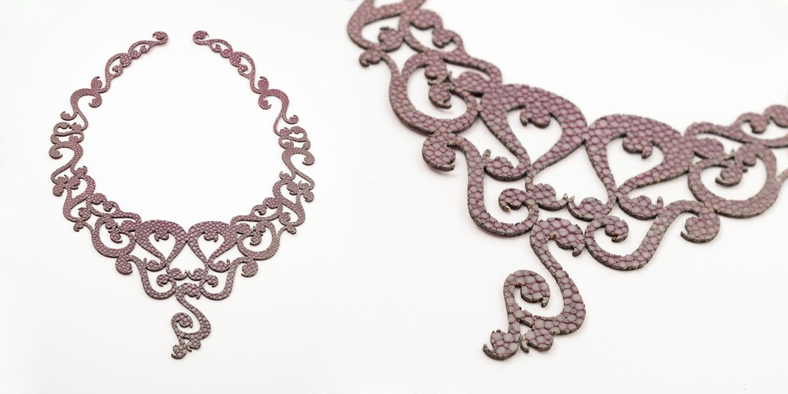 tresor-by-flore-galuchat-laser-collier-pendant-mauve-vintage